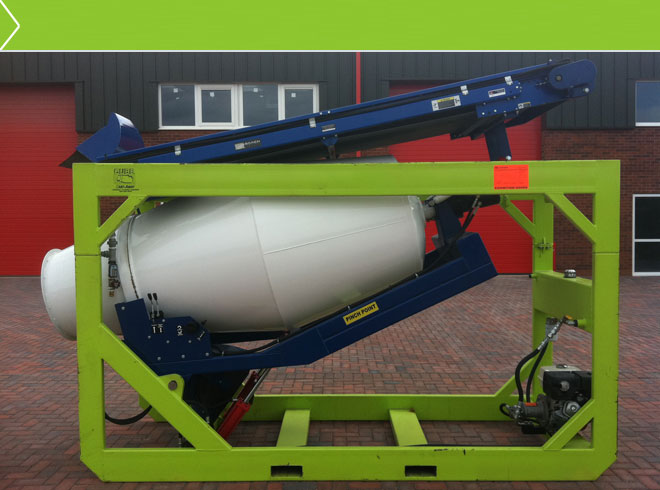 buy concrete mixers